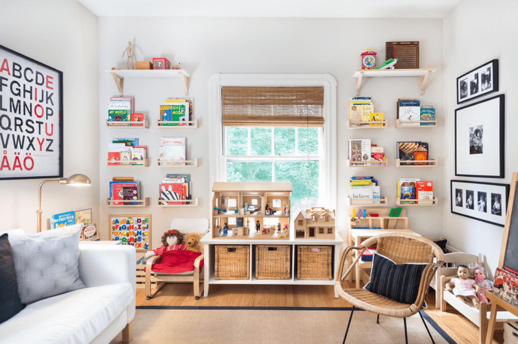 9 Whimsical Ways We Add Color to a Kids Room