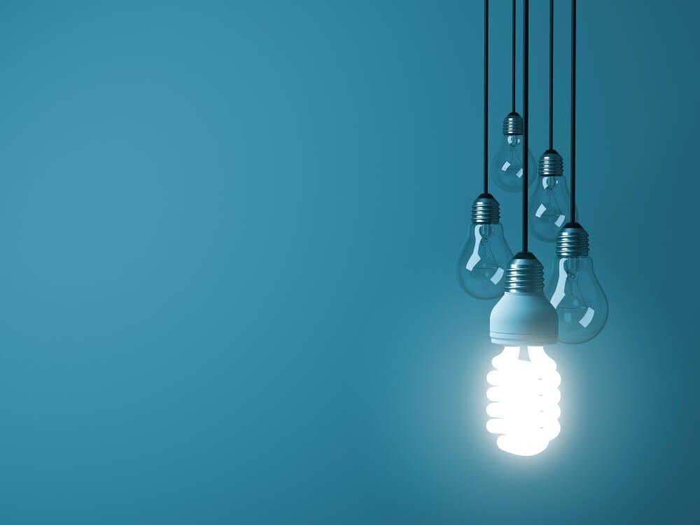 light bulbs - cfl