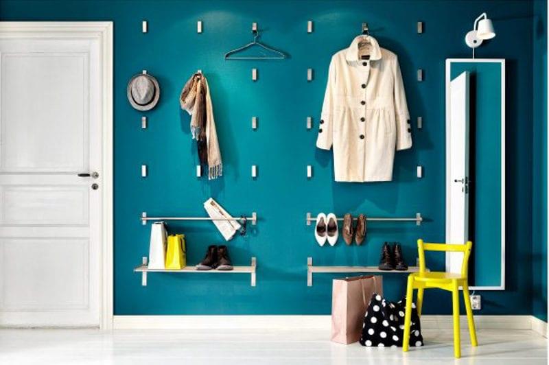 closet replacements no closet ideas
