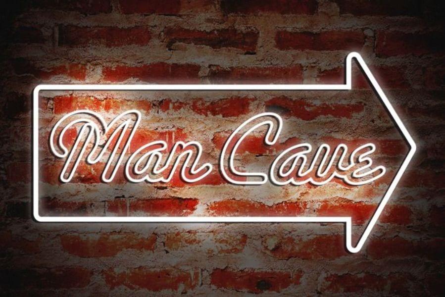 Man cave - no rules