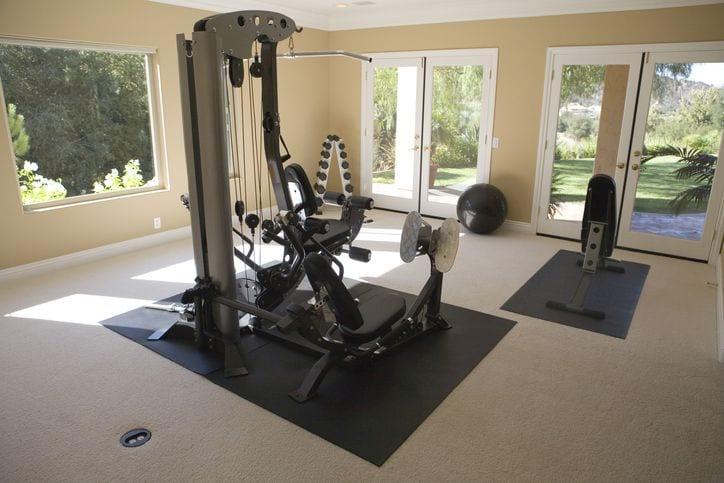 Home gym resale value