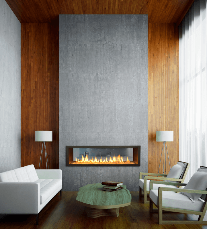minimalist fireplaces 14