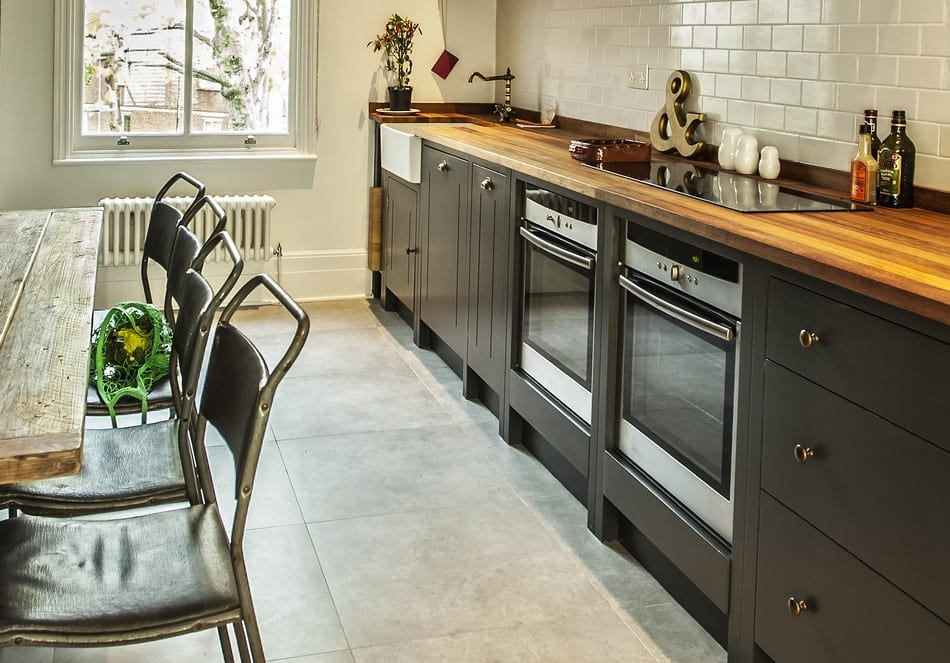 Photography for British Standard Cupboards Plain English kitchen