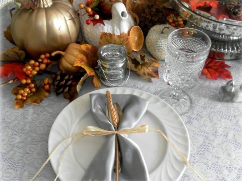 table decorating ideas for the holidays - freshome.com
