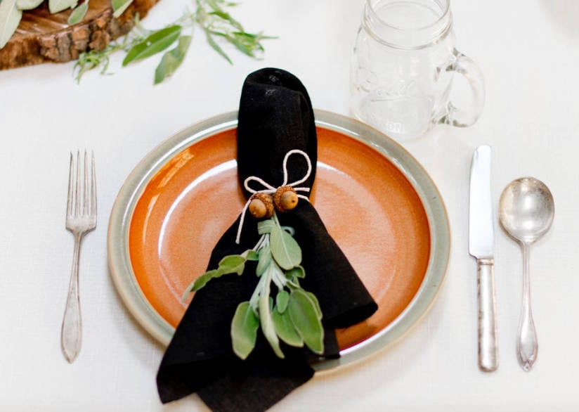 table setting ideas for the holidays - freshome.com