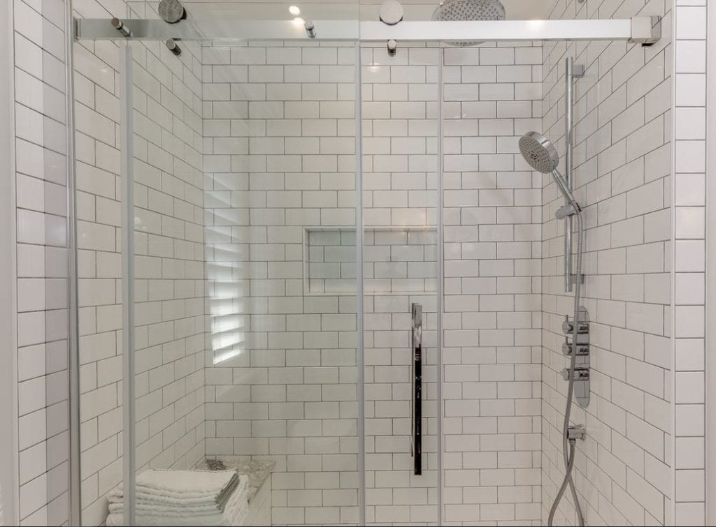 Trends in master baths