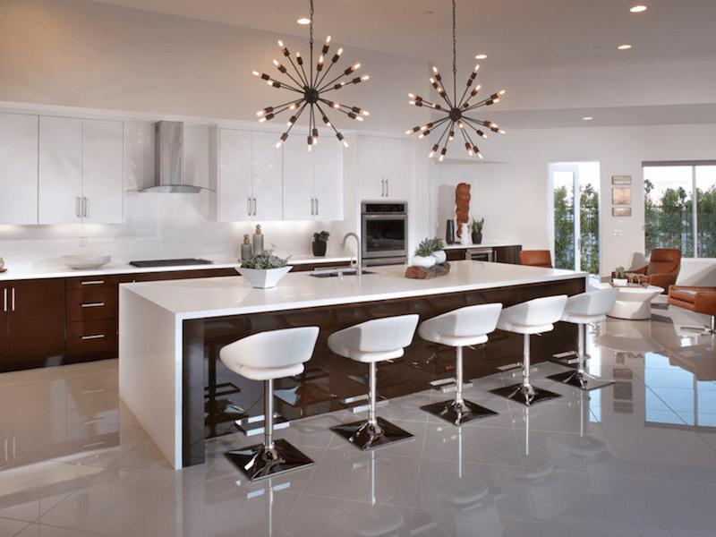 palm springs - kitchen