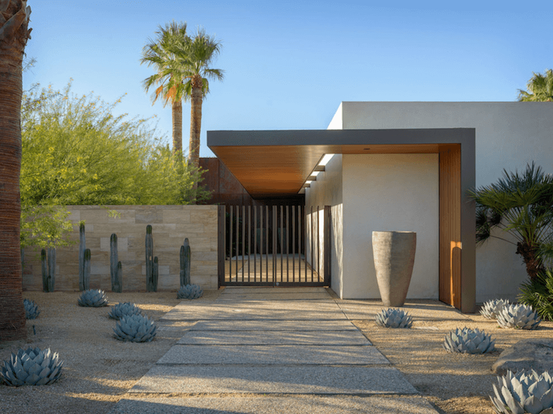 palm springs - modern architecture