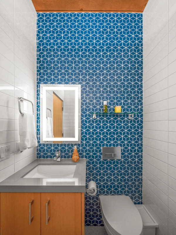 palm springs - bathroom