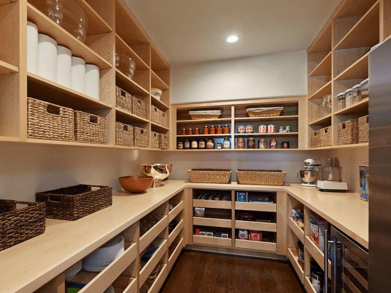 pantry baskets - appliances