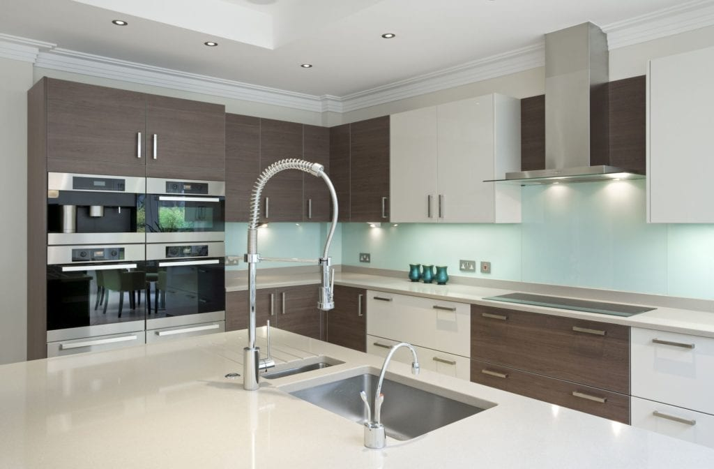 White is still the most popular countertop color.