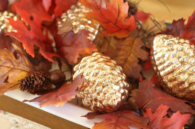fall table decorating - freshome.com