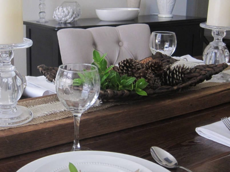 table centerpiece decorations - freshome.com