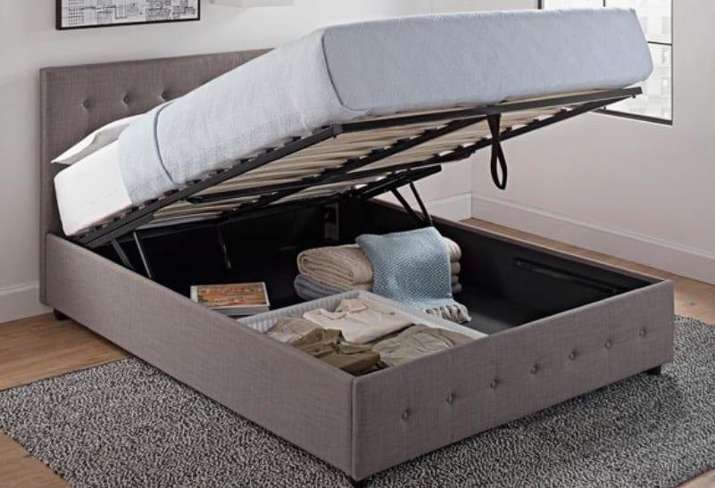 best modern storage beds