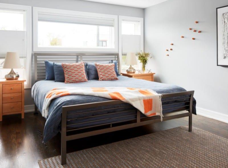 decorative throw pillows for the bed - freshome.com