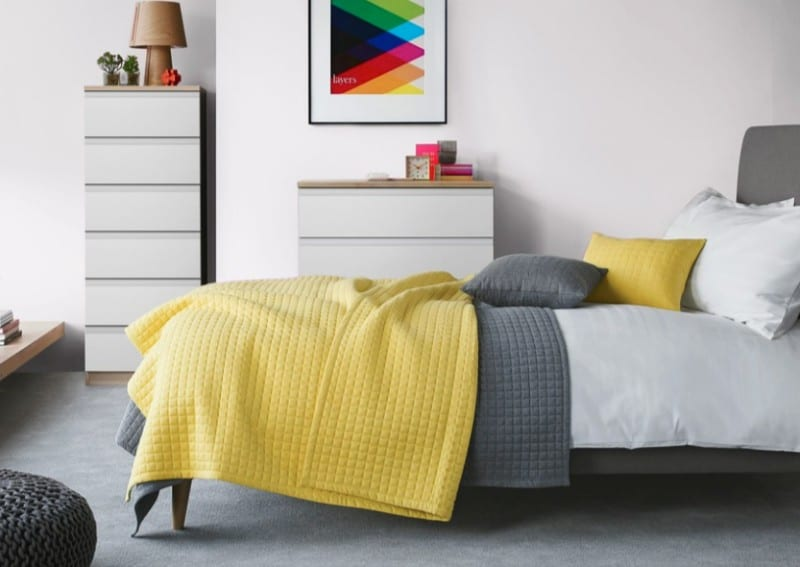 how to make your bed - freshome.com