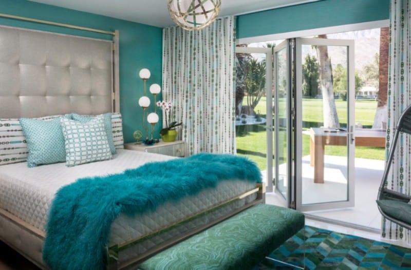 midcentury modern bedding ideas - freshome.com