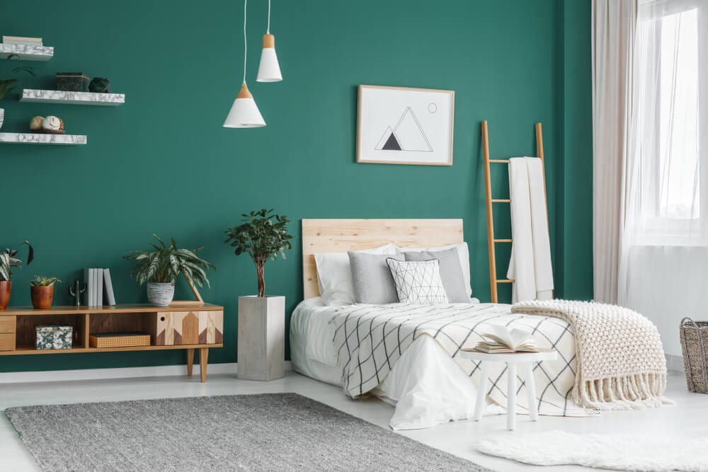 room color - green