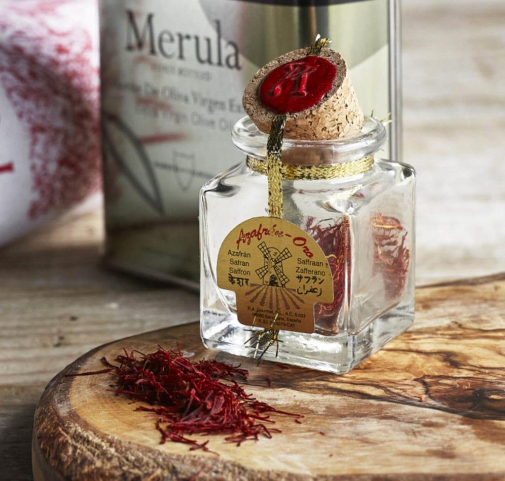 Spanish Saffron Gift