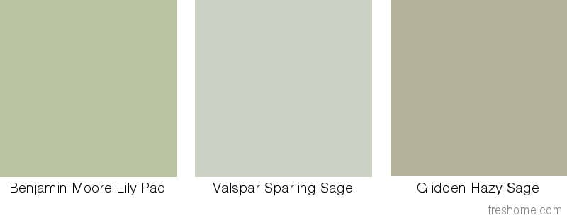 Decorating With Sage Green Is A Thing, Warm Sage Green Paint