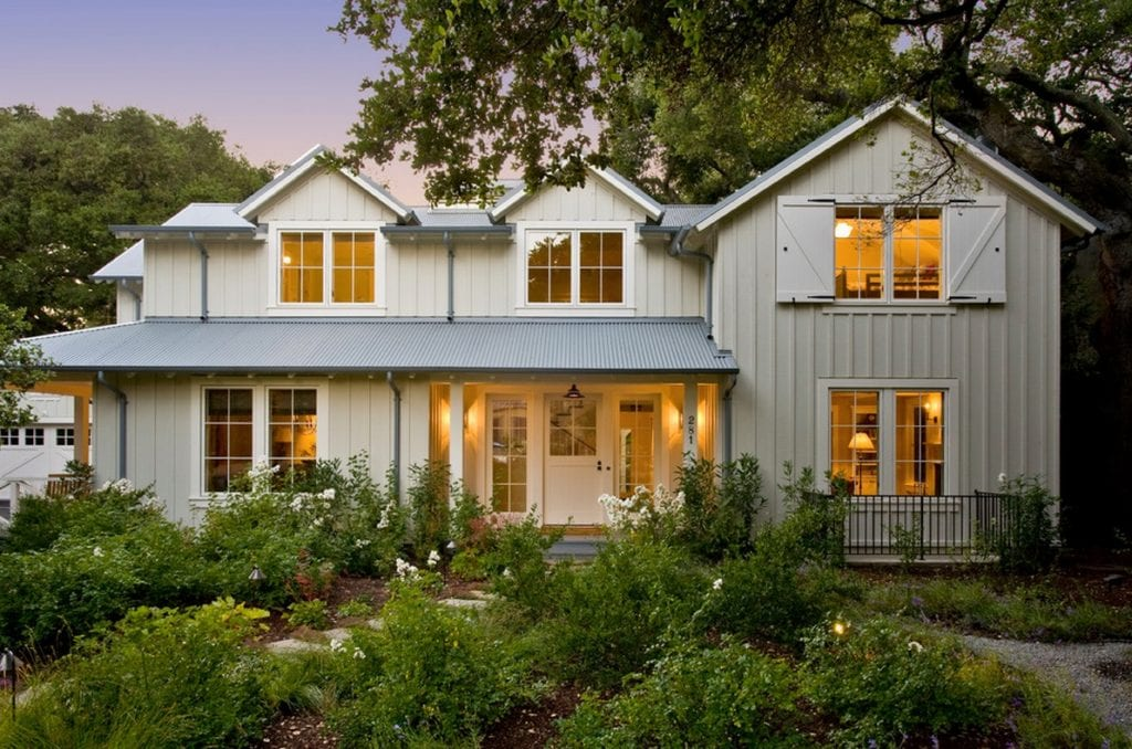 selling your home evening view