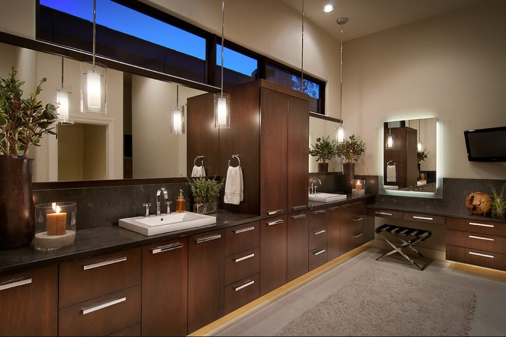 selling your home remodeled bathroom