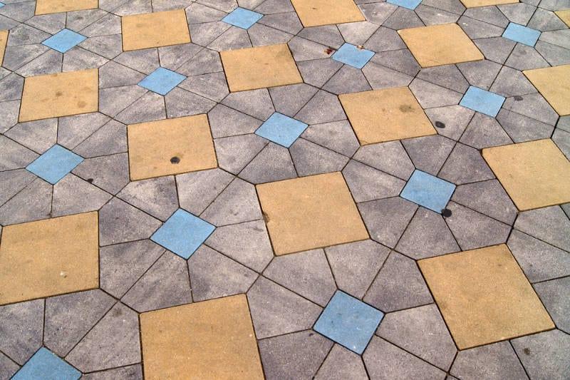 how to paint patio floor and patio flooring ideas