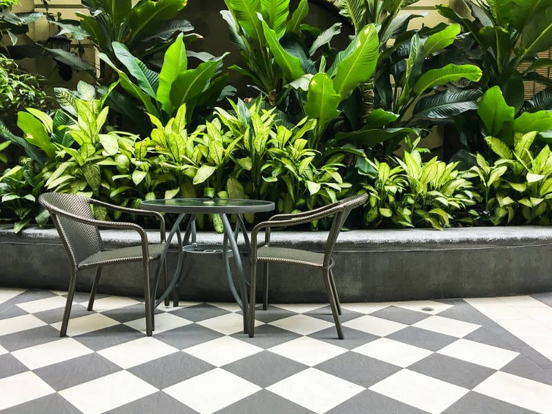 outdoor tile ideas for updating your patio