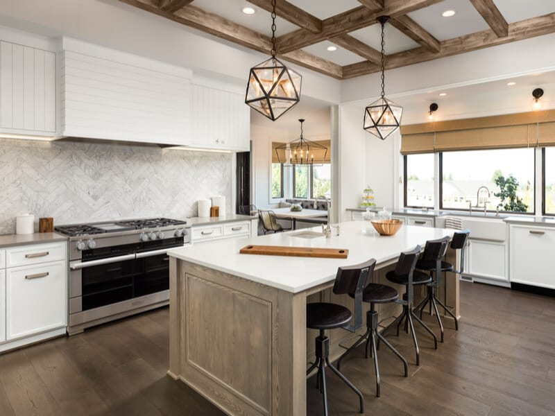 top kitchen and bath trends