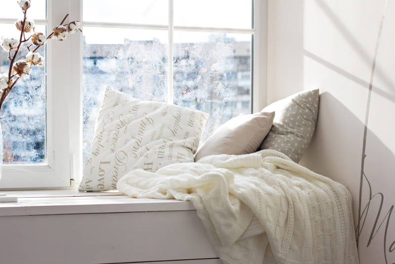 warm up your home for winter