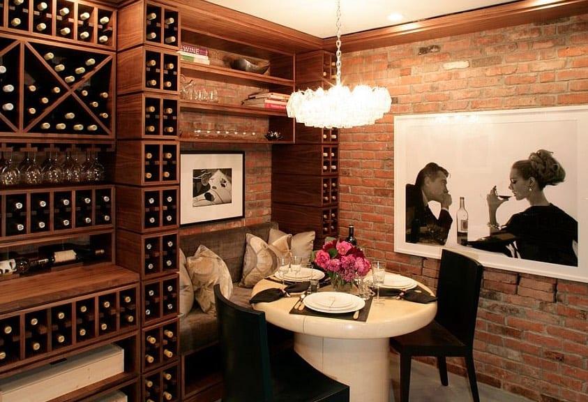 best wine rooms