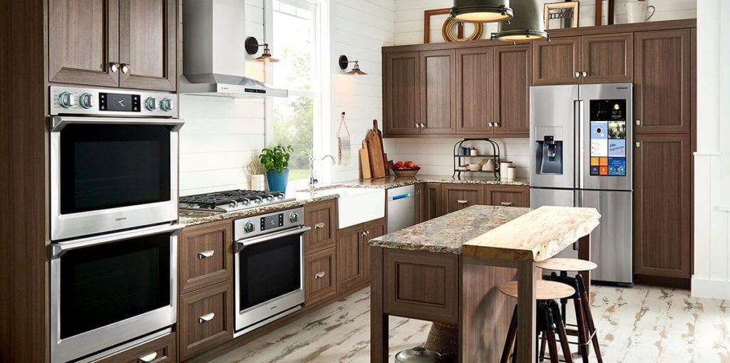 smart home technology - fridge