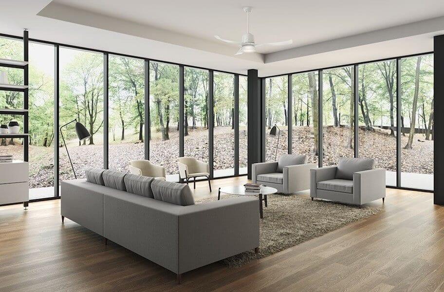 smart home technology - smart fan