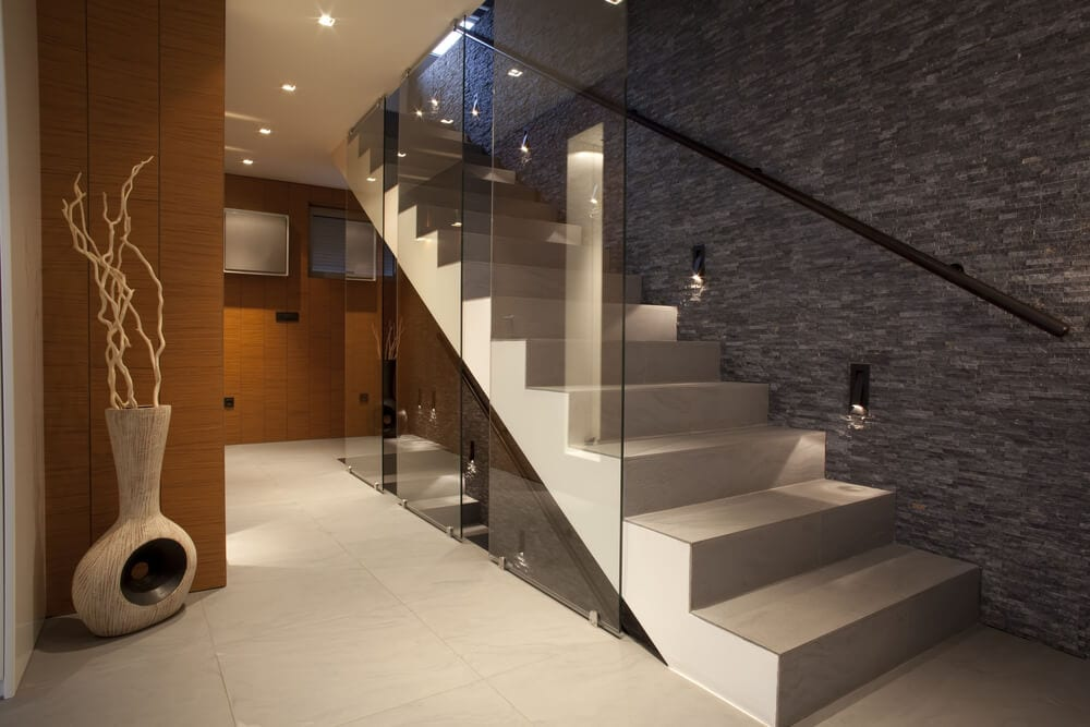 staircase design - railing