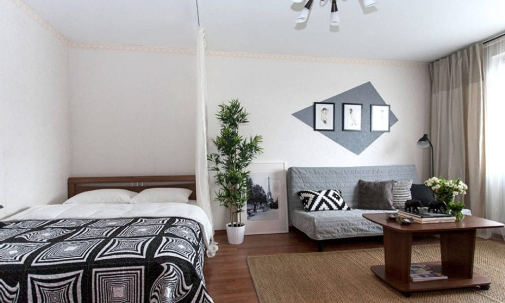 How To Design A Studio Apartment Layout That Works,Poster Mid Century Modern Graphic Design