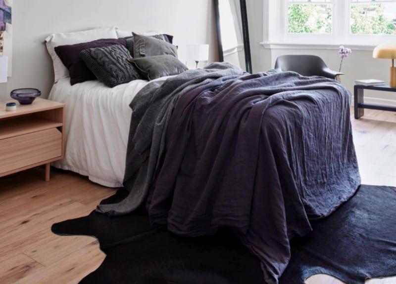 how to make a bed - freshome.com