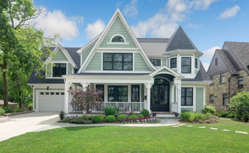 Defining A House Style What Is A Victorian Home