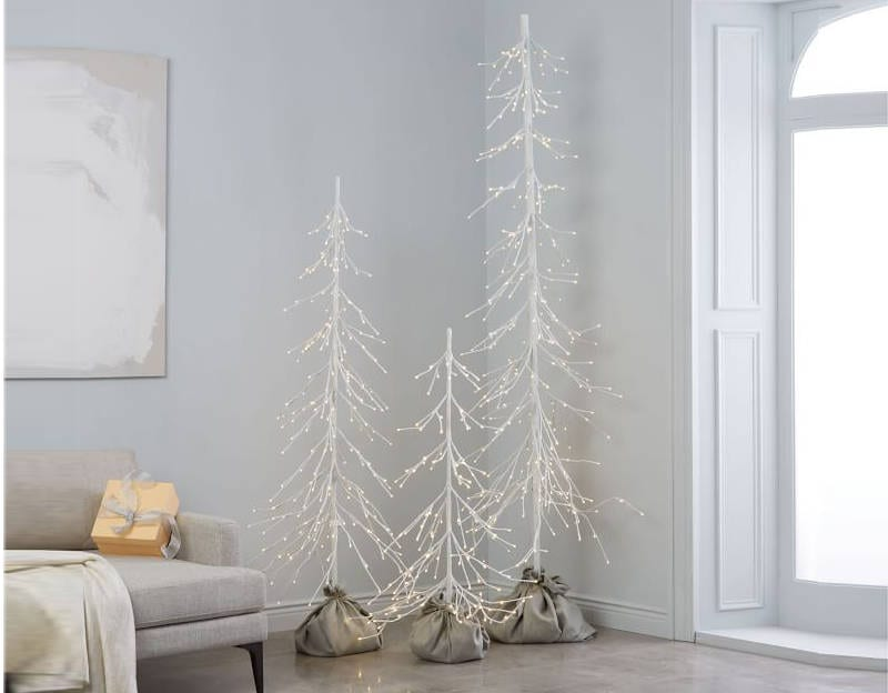 christmas tree ideas - freshome.com