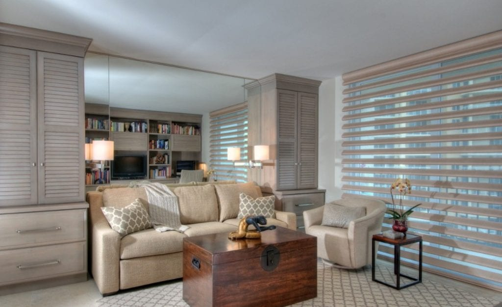 Make window treatments a part of your design plan.