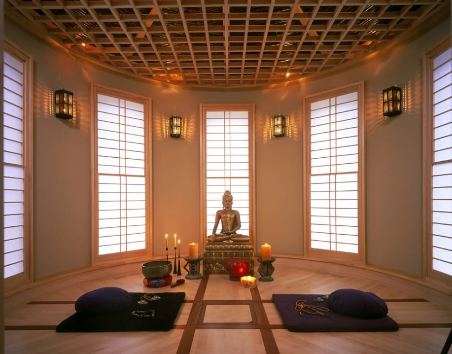 10 Ways To Create Your Own Meditation Room