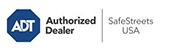 Safestreets An Authorized ADT Retailer logo