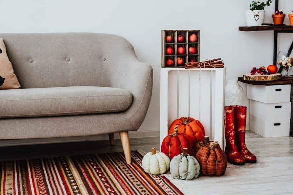 Fall DIY home renovation projects and crafts