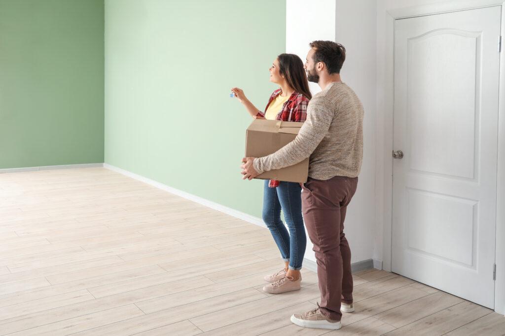 apartment walkthrough checklist couple