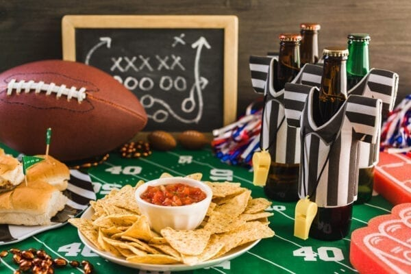 Virtual Super Bowl Party Ideas 2021