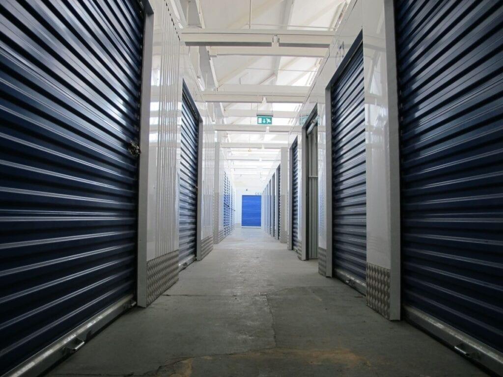 Life storage indoor storage units